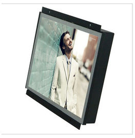 Subway USB 2.0 10 Inch LCD Monitor Commercial Lcd Displays With Loud Speaker